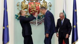 Най-високият държавен орден за големия Атанас Голомеев