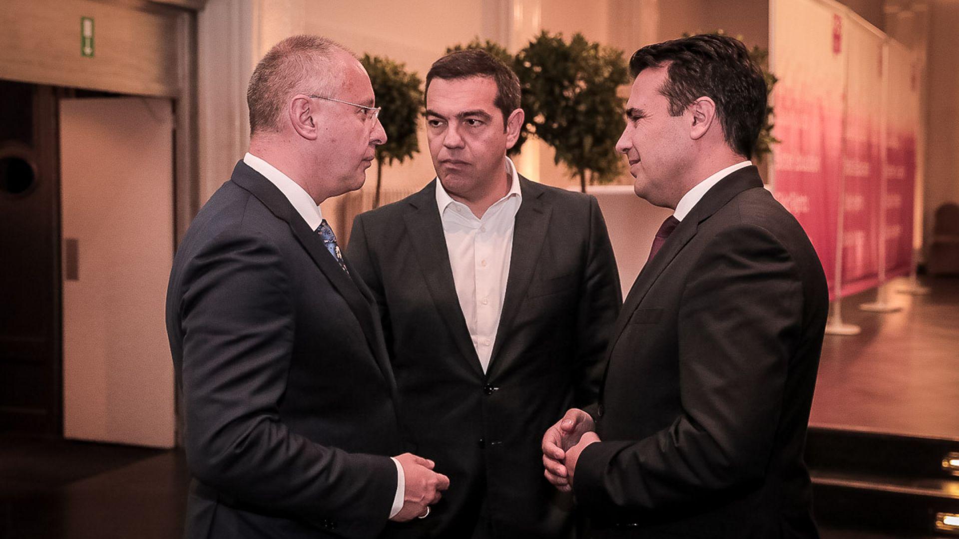 Станишев: Макрон прави политика на инат, мястото на Северна Македония и Албания е в ЕС!