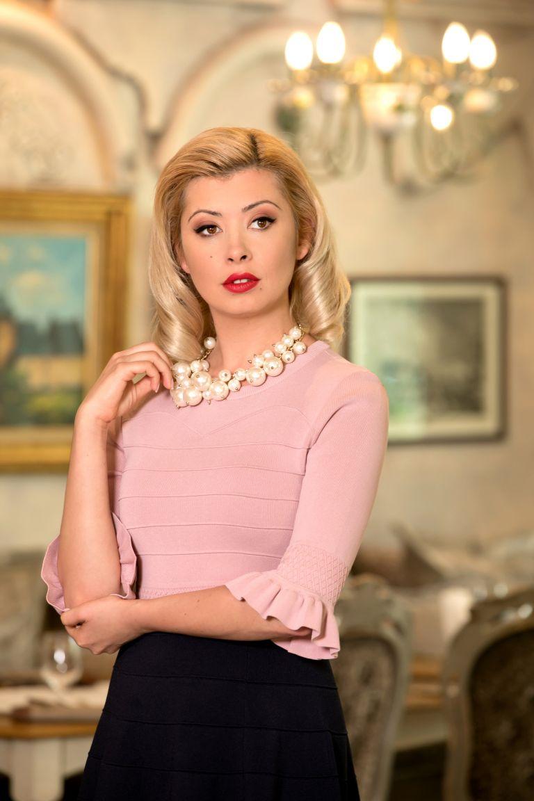 Нежната София Бобчева превърнахме в неустоима жена