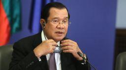 Камбоджанският елит получил кипърски паспорти