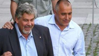 Борисов към Стефан Данаилов: С теб съм