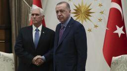 Турция спира военната операция в Сирия за 120 часа, САЩ се отказват от нови санкции