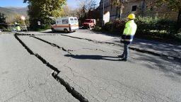 Калифорния пуска система за ранно предупреждение за земетресения