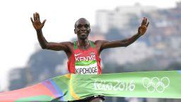 Пратиха олимпийския маратон далеч на север заради жегите на Токио