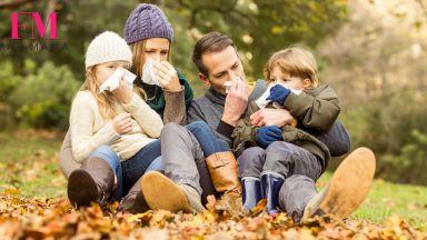Защо е важно да подсилим имунитета през есента?