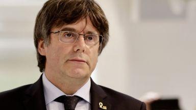 Пуснаха на свобода Пучдемон, часове след като се предаде на белгийските власти