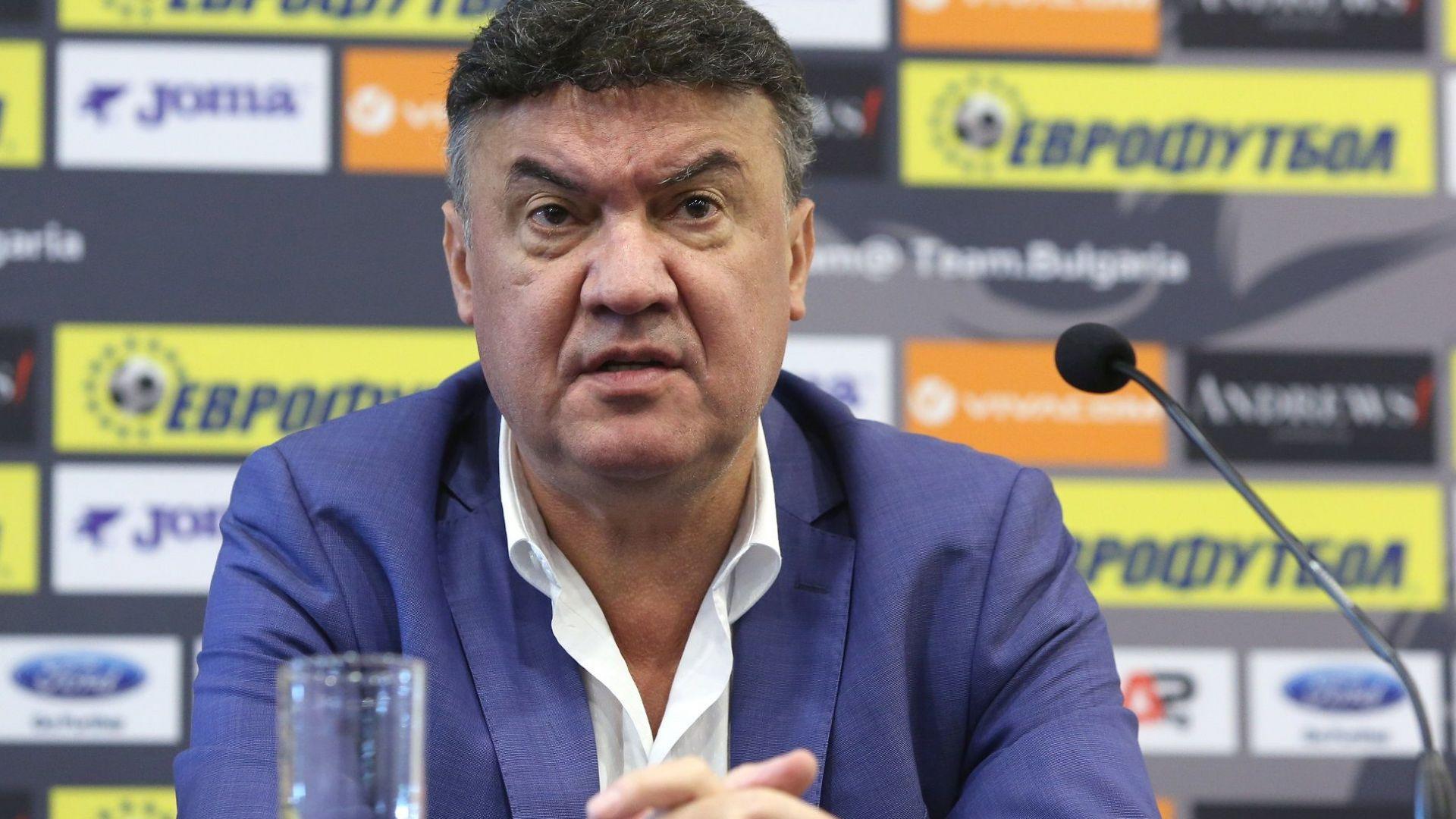 Йордан Лечков: Няма по-подходящ от Боби Михайлов за президент на БФС