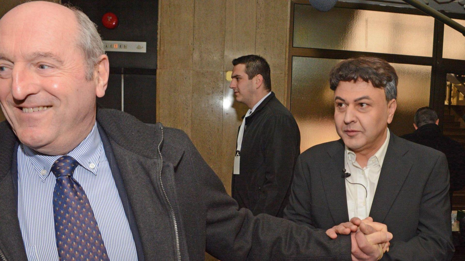 Михаил Касабов ще е временен президент на БФС, всички от Изпълкома подадоха оставка
