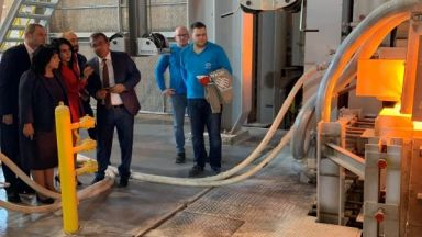 """Държавата инвестира 13 млн. лева в нови енергийни мощности за """"Шише Джам"""" в Търговище"""