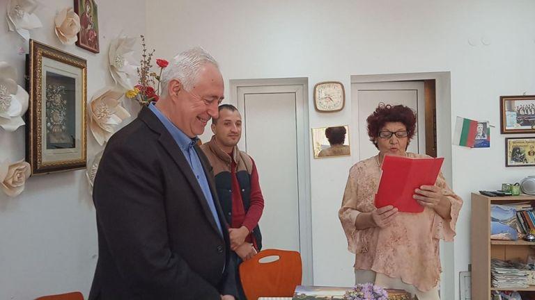 Иван Ризов, кандидат за кмет от ВМРО