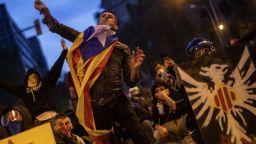 Над половин милион каталунци протестираха по улиците в Барселона (снимки и видео)