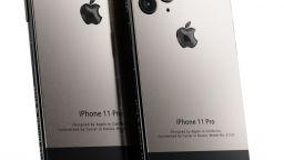 Руска компания предлага новия iPhone 11 с вградено парче от дреха на Стив Джобс