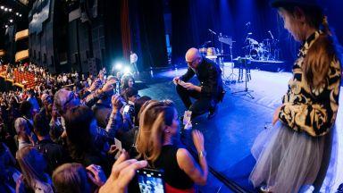 Марио Бионди: НДК, Благодаря за незабравимата вечер! Благодаря България!