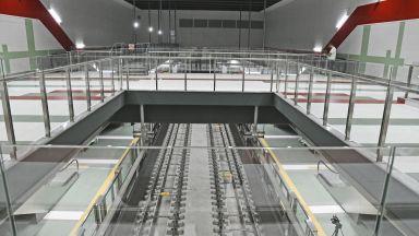 """Догодина ще е готово и метрото до """"Овча купел"""", но подземни води усложняват строежа"""