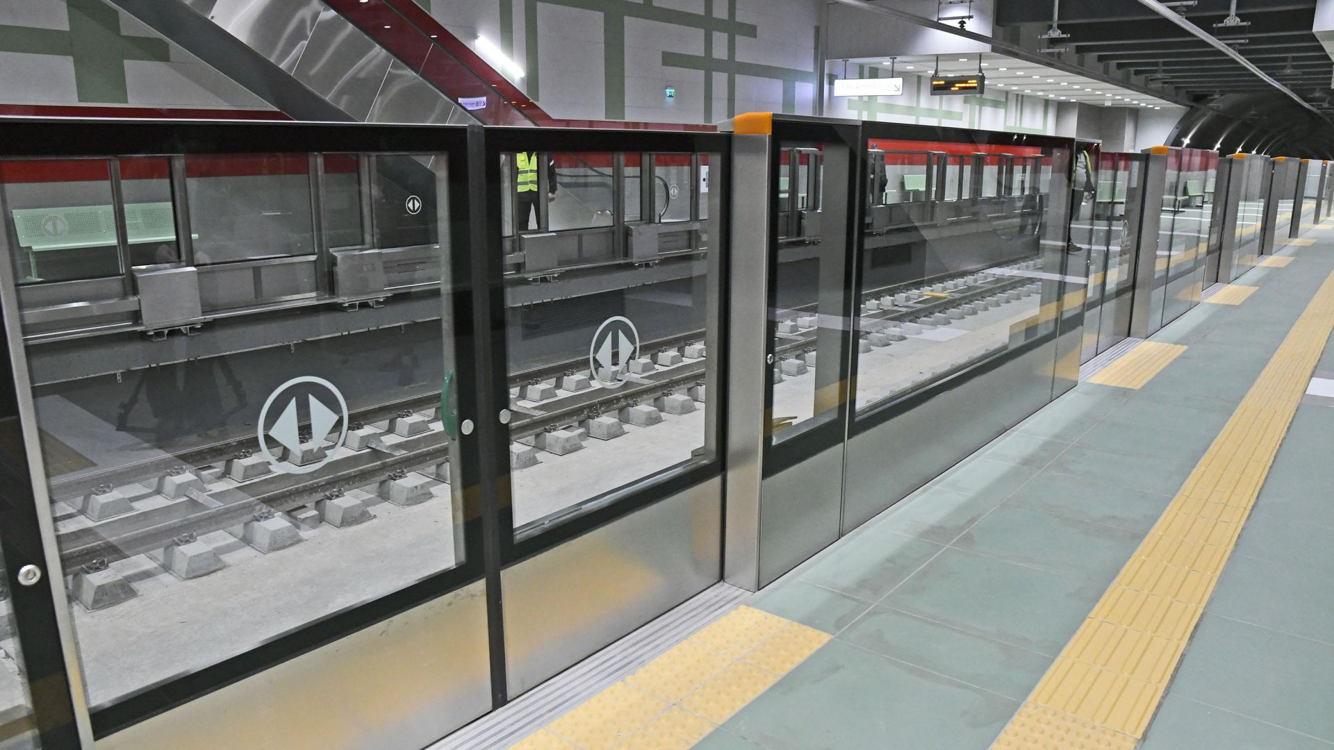 През декември ще приключи окончателно строителството на първите 8 станции