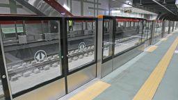 Завършват първите 8 станции от третия метролъч през декември