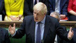 Парламентът на Великобритания гласува забавяне на Брекзит, Джонсън заяви че няма да иска отсрочка