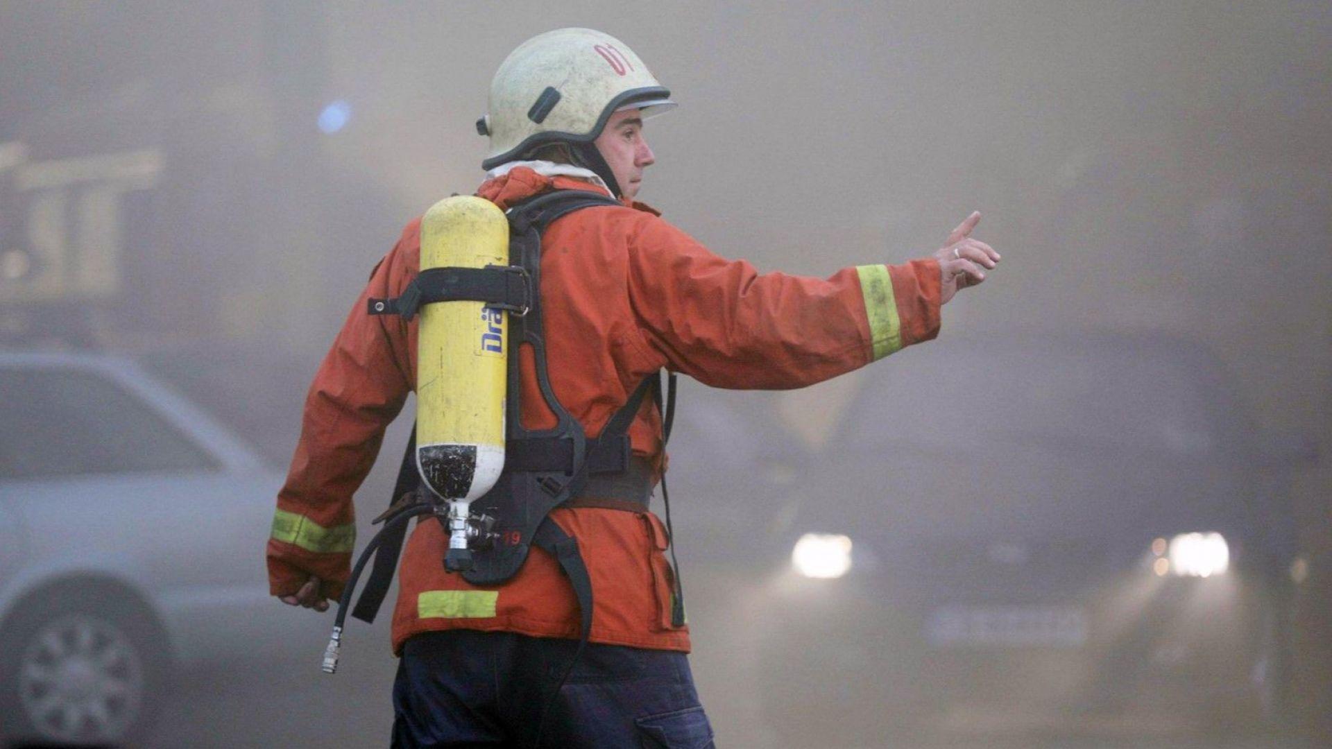 Трима пострадаха при пожар в общежитие за социално слаби в Димитровград