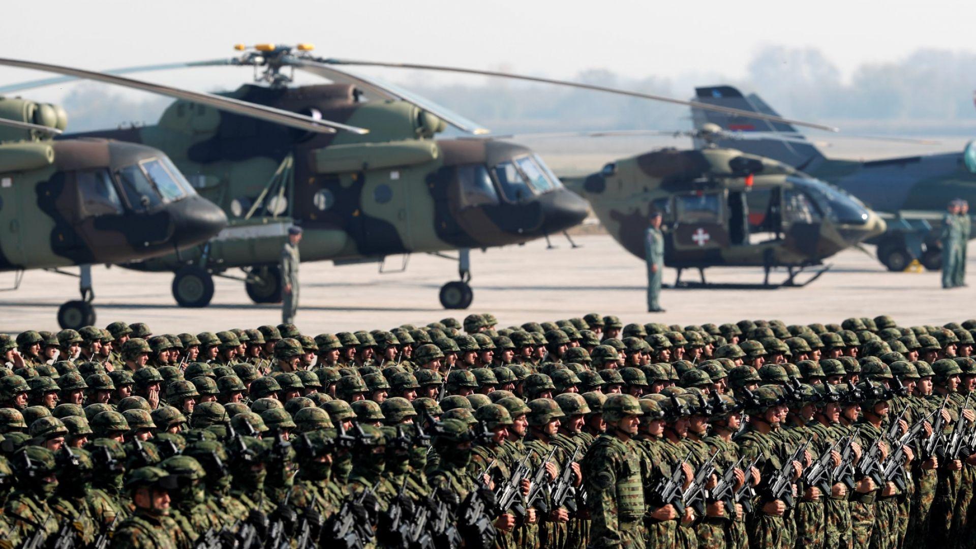 Русия подкрепя Сърбия и е готова да й окаже необходимата