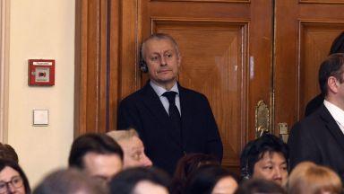 Соломон Паси: Какво правим? Тласкаме Северна Македония и Албания в ръцете на Русия и Турция?!