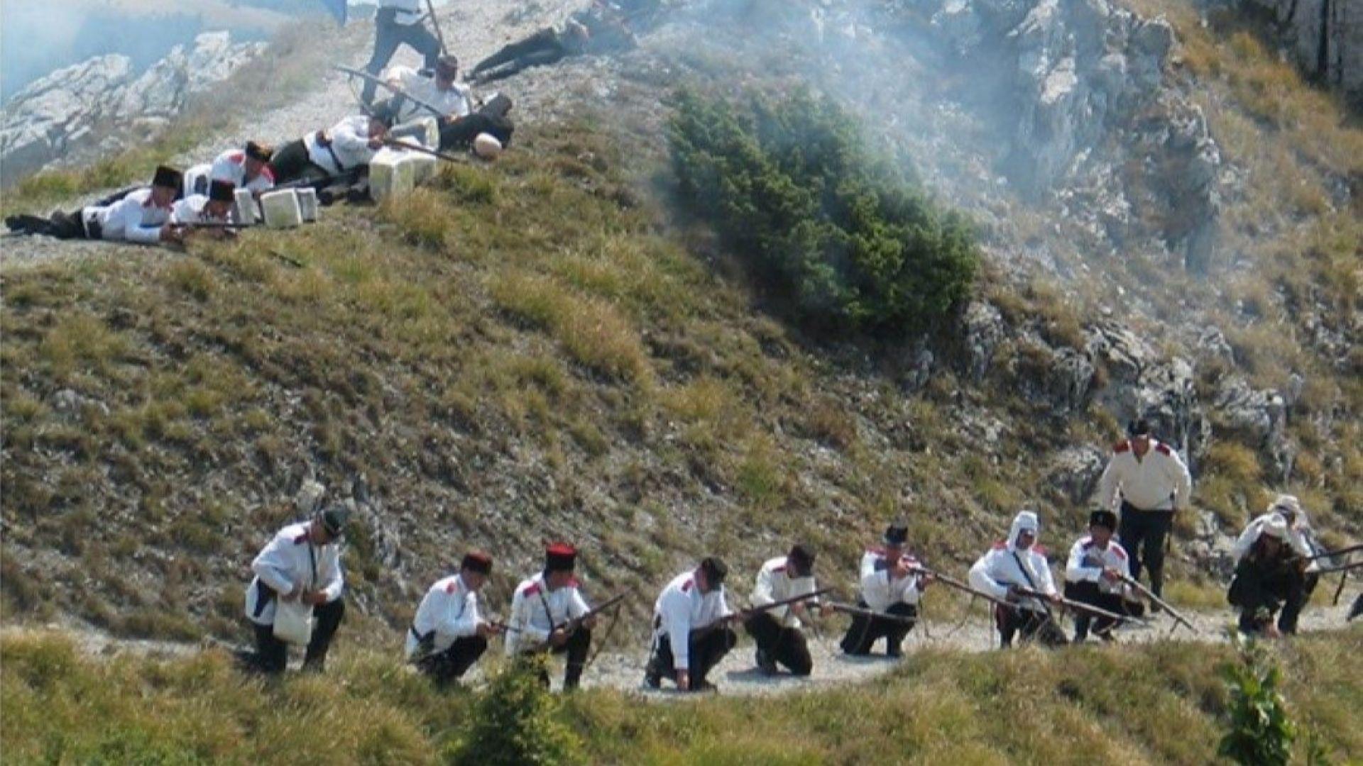 МВР конфискува антикварни оръжия от дружество за възстановки на Руско-турската война
