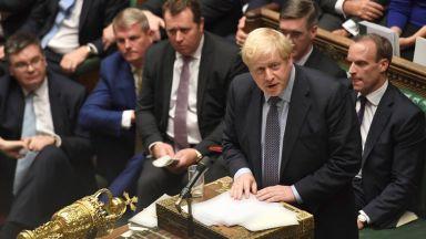 """Борис Джонсън бе обвинен, че действа в """"стил Тръмп"""""""