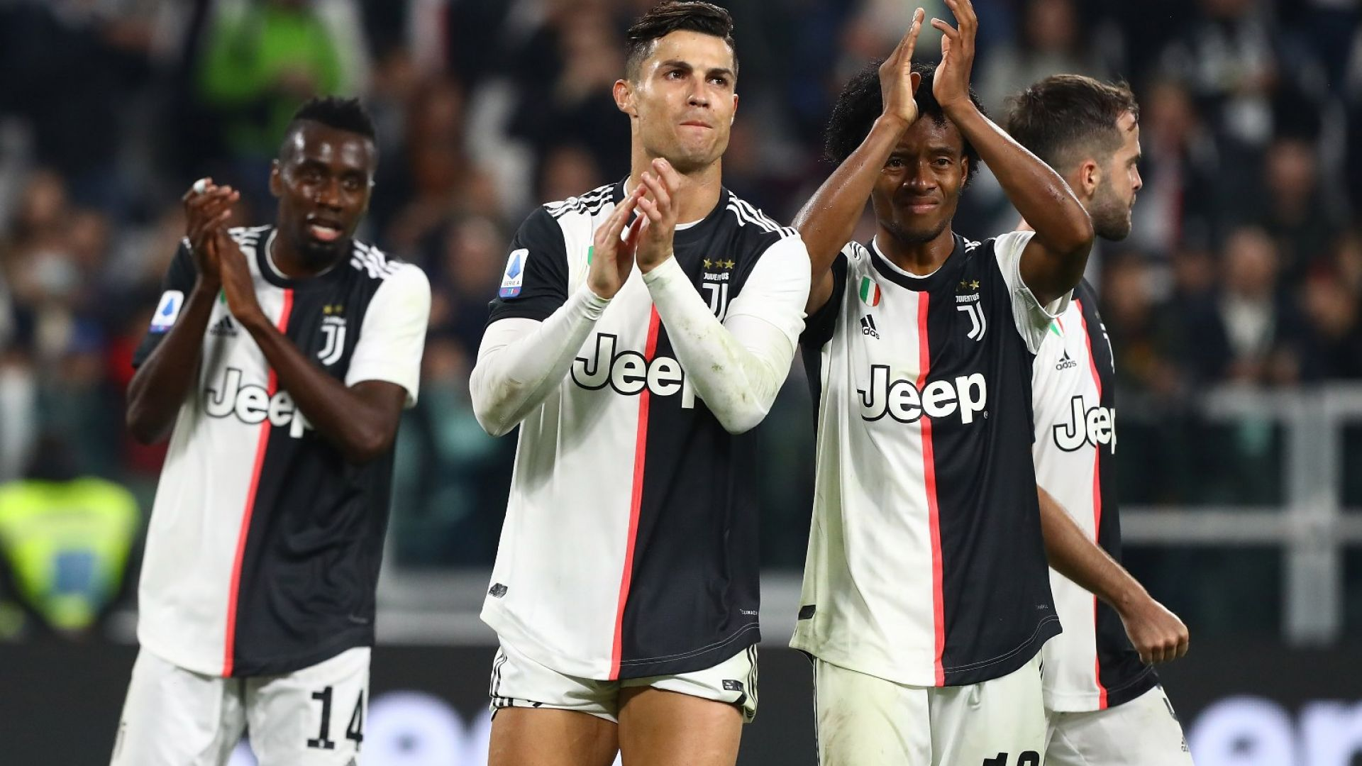 Роналдо си остава в Португалия заради заразения съотборник в Ювентус