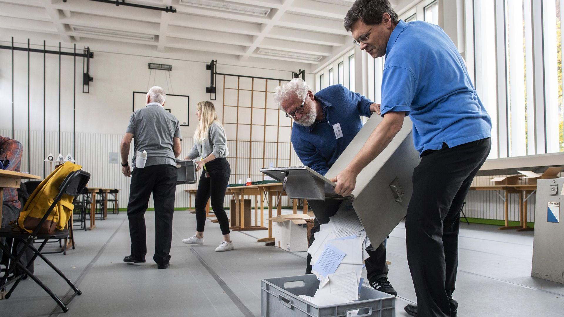 Зелените печелят места на парламентарните избори в Швейцария, но националистическата