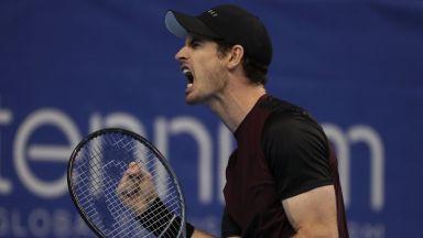 Бившите шампиони Анди Мъри и Ким Клайстърс ще играят на US Open