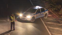 Възстановиха движението на пътя Варна-София, където загина семейство с две деца