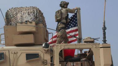 Над 100 БТР-а прехвърлиха американски военни от Сирия в Ирак
