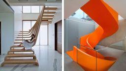 Артистични стълби за естети