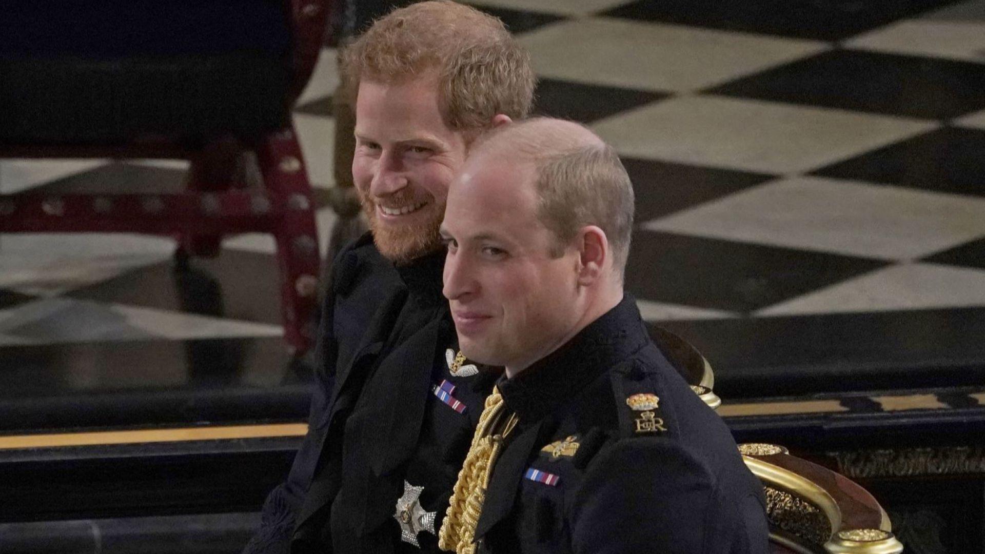Принц Хари: С брат ми Уилям следваме различни пътища