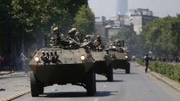 Защо в Чили се стигна до такъв взрив на насилието