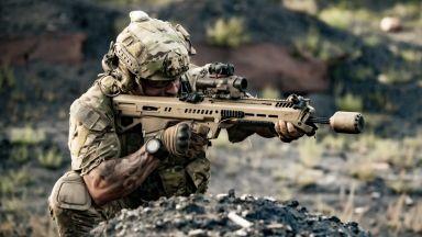 САЩ заменят М-16 с нова пушка