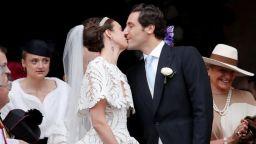 Наследник на Наполеон се ожени на приказна сватба в Париж