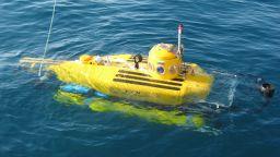 Институтът по океанология показва миниподводница