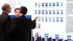 Радев даде за пример японския производител на българското кисело мляко в Токио (снимки)