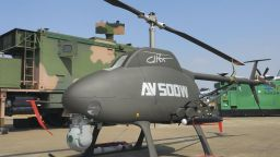 Китай представи безпилотен боен хеликоптер