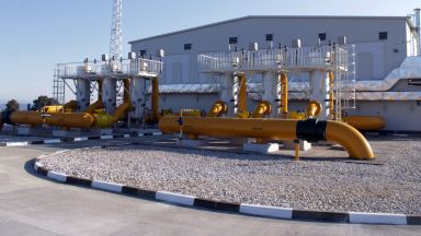 """""""Булгартрансгаз"""" ЕАД осигури банково финансиране в размер на 200 млн. евро за """"Балкански поток"""""""