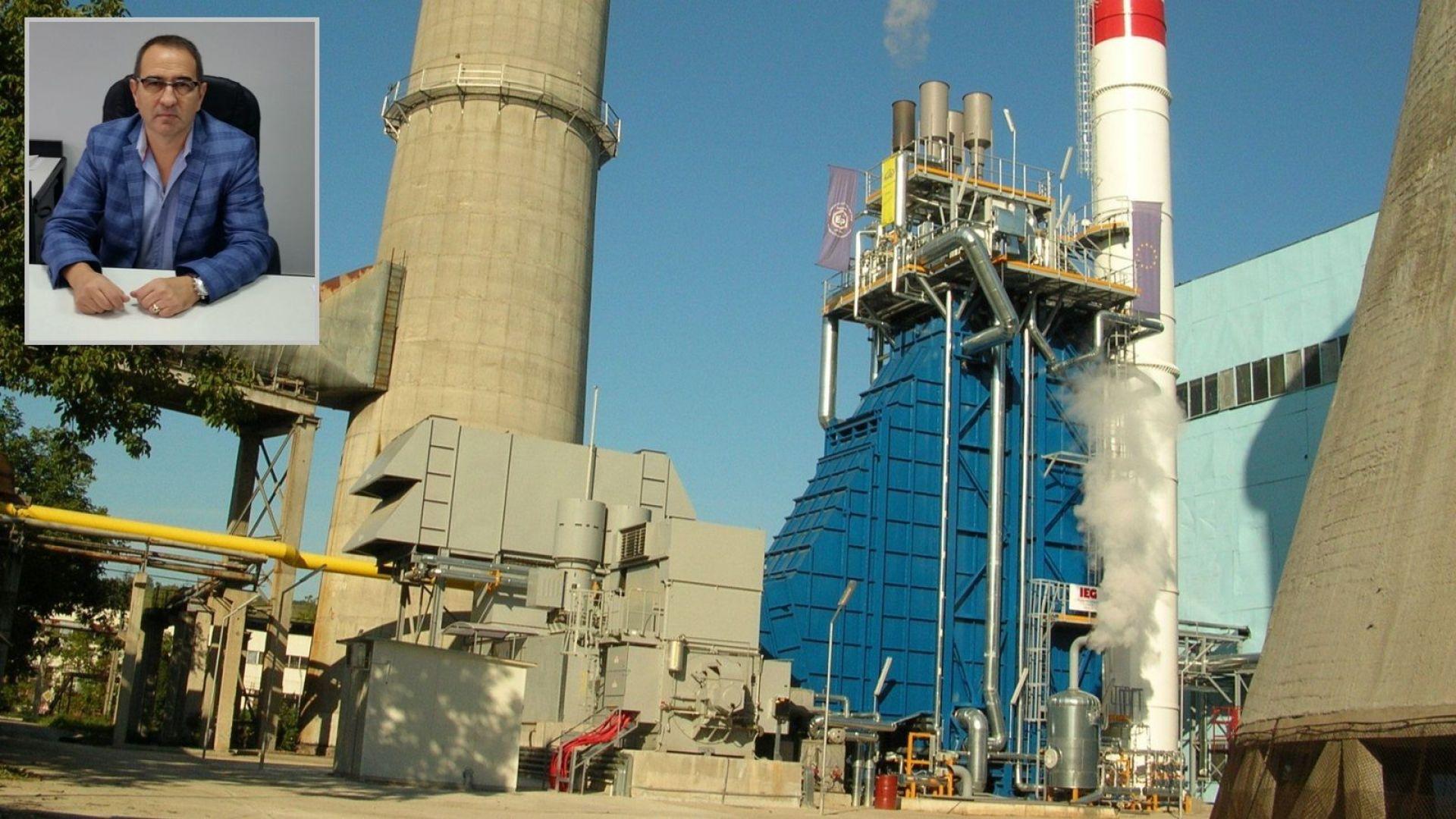Инж. Йордан Василев пред Dir.bg: Природният газ е алтернатива на по-замърсяващите горива