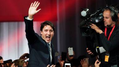 Джъстин Трюдо печели втори мандат, но губи мнозинство