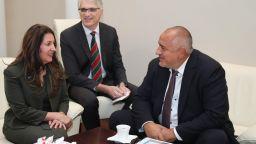 Борисов към US посланичката: Постигнахме евроатлантическата си цел със сделката за F-16