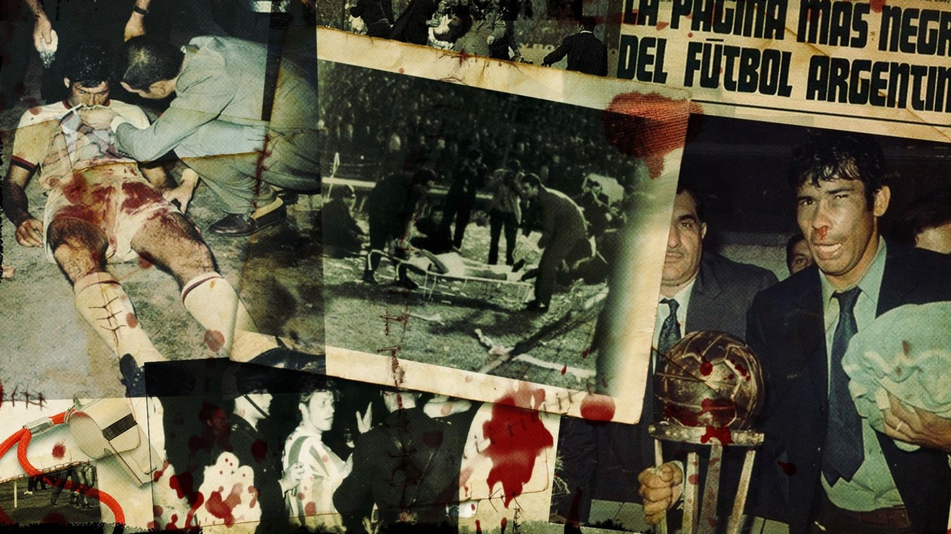 Трима в затвора и един обезобразен: 50 години от футболната касапница в Буенос Айрес