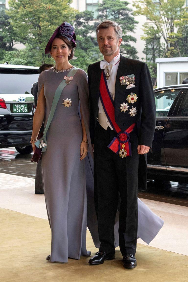 Датската принцеса Мери и принц Фредерик