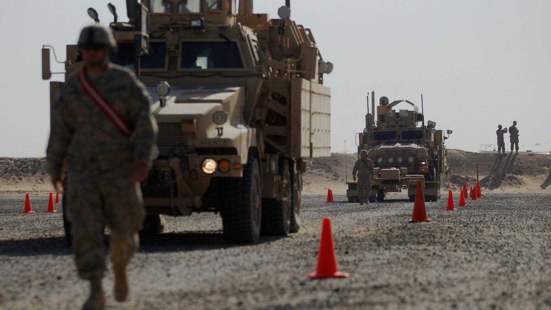 НАТО прекратява мисията си в Ирак след убийството на Солеймани