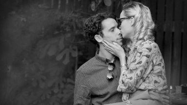 Рая Пеева и Явор Бахаров отбелзяват годишнина с романтична снимка