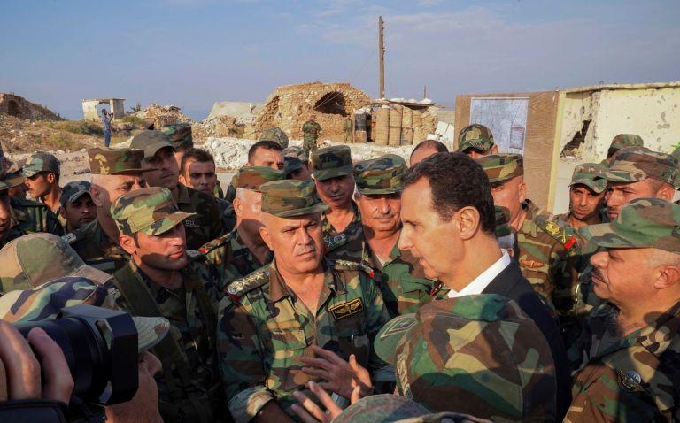 Башар Асад сред военните: Битката за Идлиб е основата за излизане от хаоса