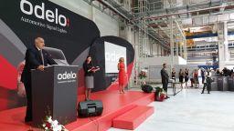 Премиер, министри и гости от Турция откриха завода за автомобилни фарове край Пловдив