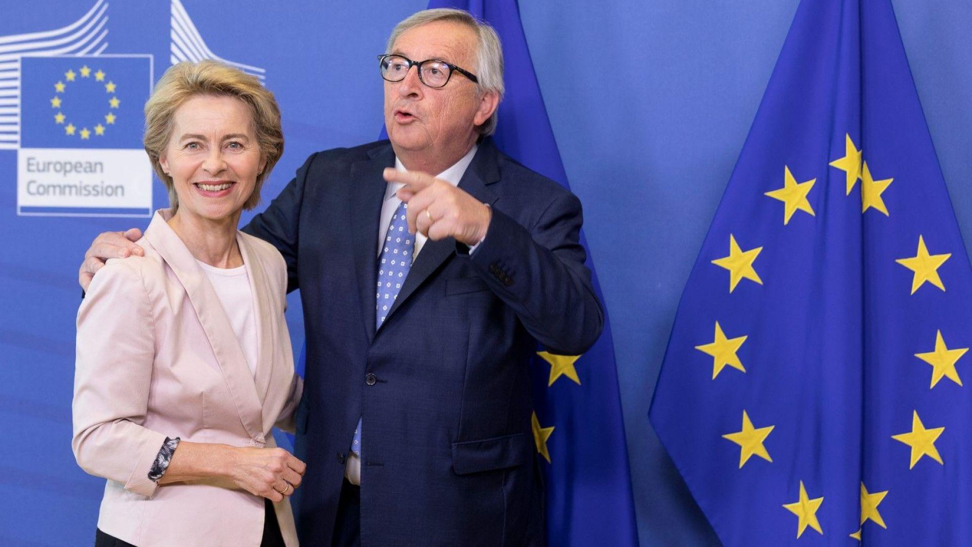 Европейският парламент ще гласува новата Европейска комисия